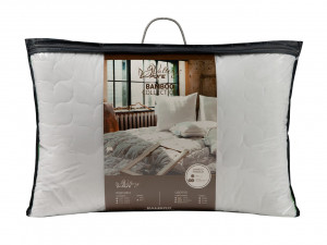 Новинка! Подушки и одеяла BAMBOO PREMIUM