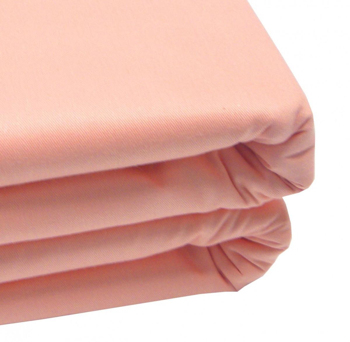 Наволочка цвет розовый 110-55