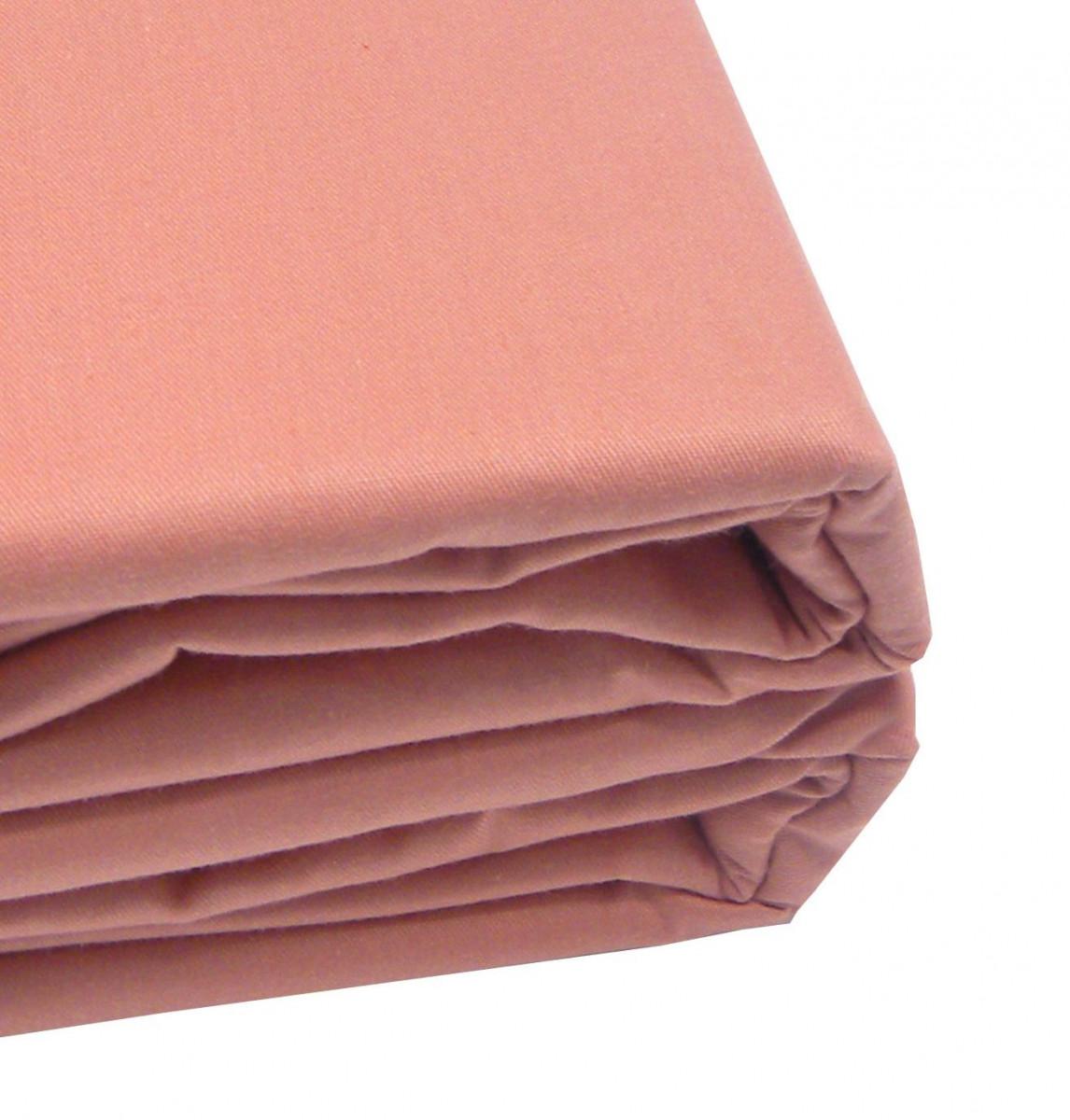 Простынь цвет бордовый 110-45