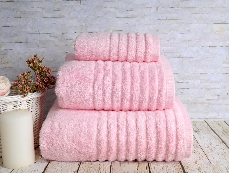 Wella Pembe (розовый) Полотенце банное