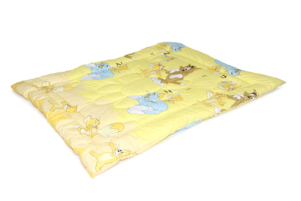 Одеяло детское Халлофайбер Эко облегченное