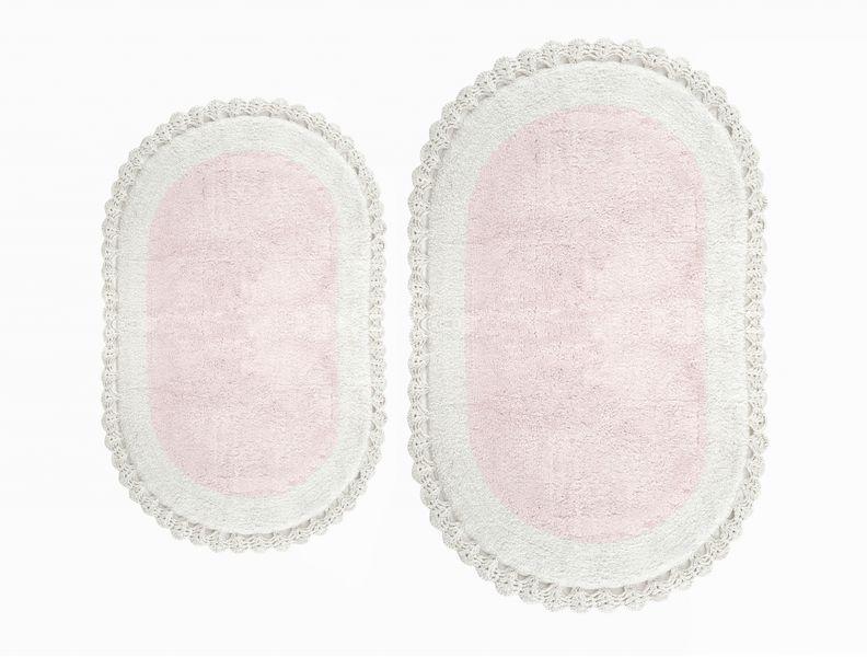 DESPINA Pembe (розовый) Коврик для ванной