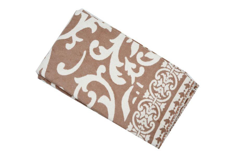 Одеяло Хлопок100% арт.3-15 (беж. завиток)