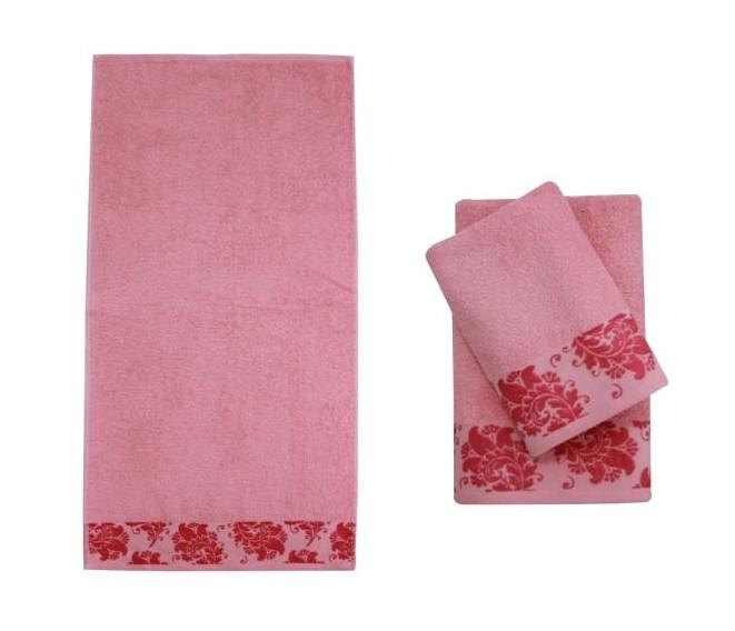 Полотенце банное CİAO Pink (розовый)