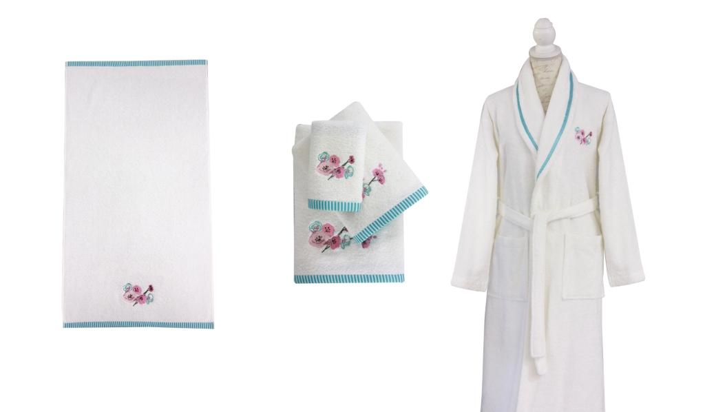 Полотенце банное MISTERIOSO White (белый)