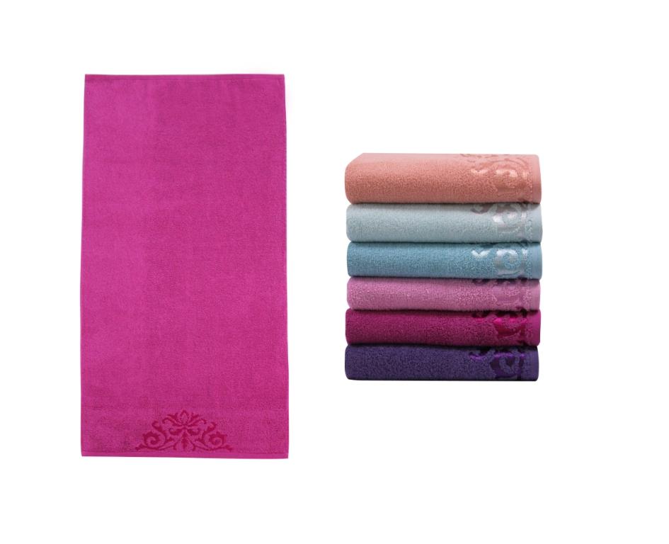 Полотенце банное DESTREZZA Pink (розовый)