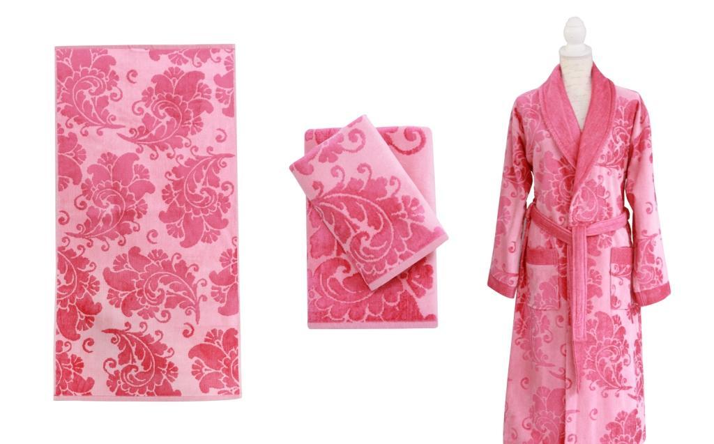 Полотенце банное SALVE Pink (розовый)