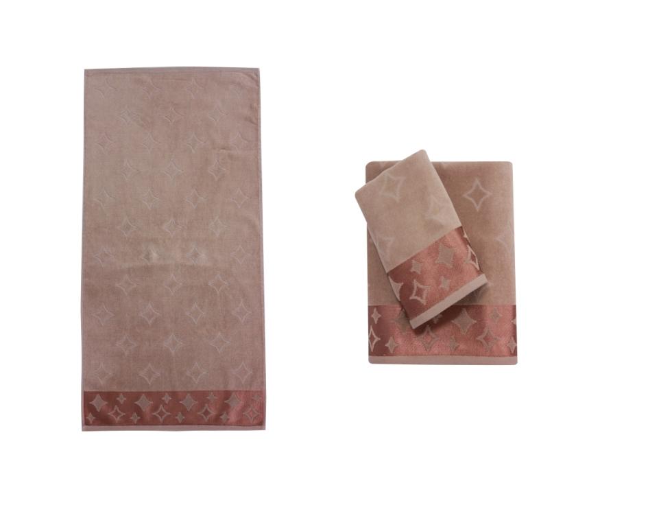 Полотенце банное DİMENSİONİ Pink (розовый)