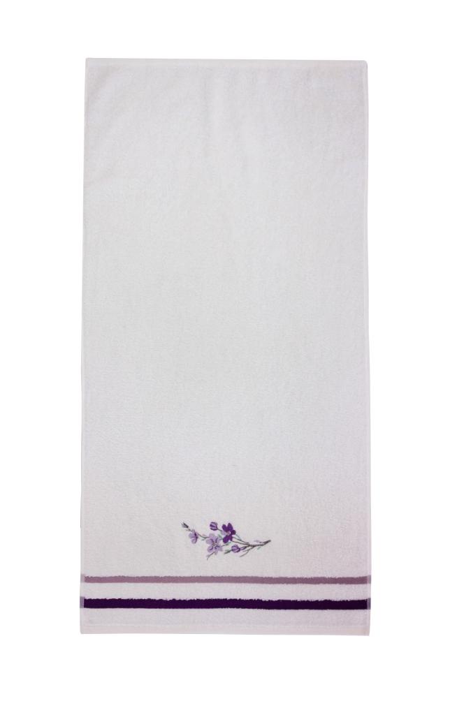 Полотенце банное PERİODO L.Lilac (сиреневый)