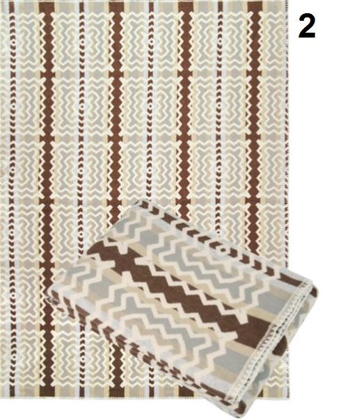 Одеяло Хлопок100% арт.2 (зиг-заг)