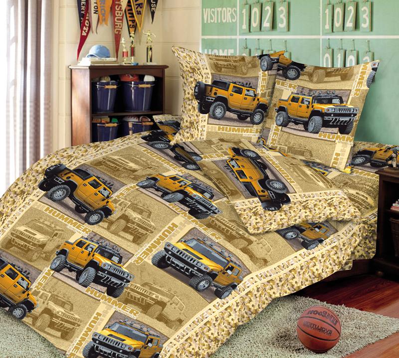 КПБ детский 1,5 спальный ДБ-75