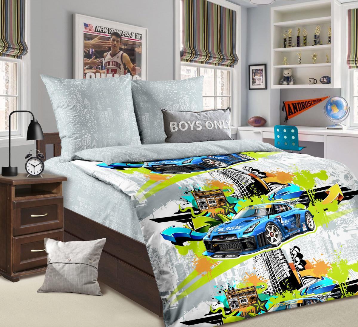 КПБ детский 1,5 спальный ДБ-89
