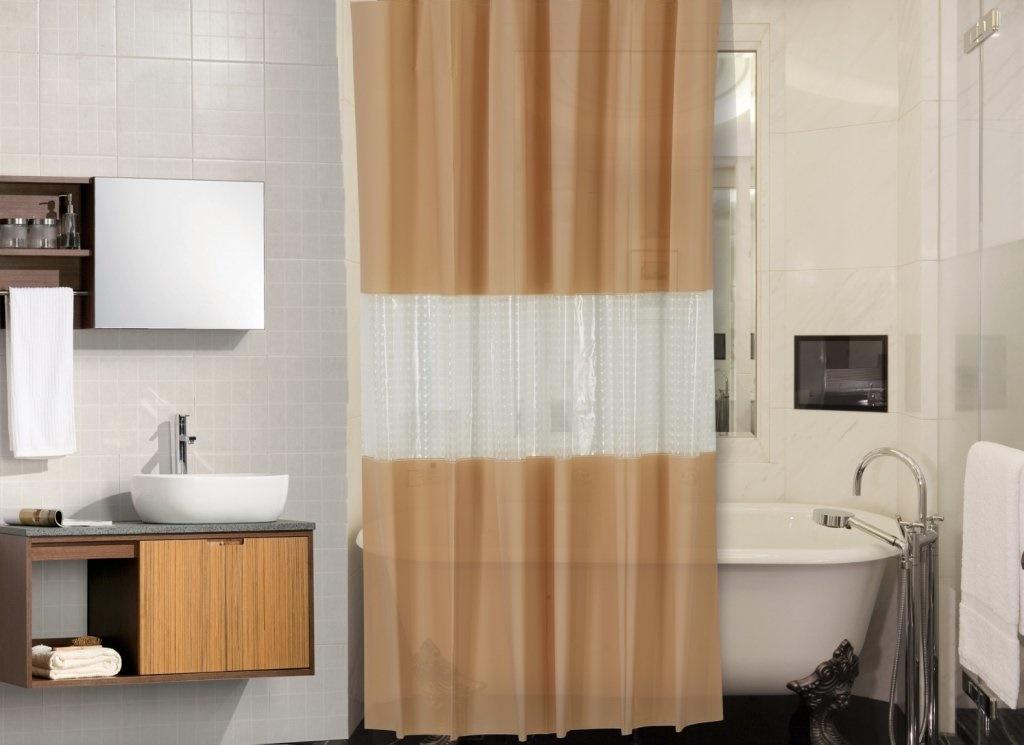 YE-0022A Штора для ванной