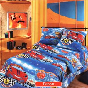 КПБ детский 1,5 спальный ДБ-33