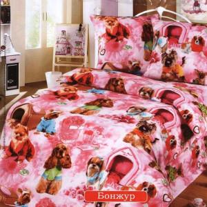 КПБ детский 1,5 спальный ДБ-34