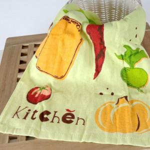FRESH Yesil (салатовый) Кухонное полотенце-набор 2шт