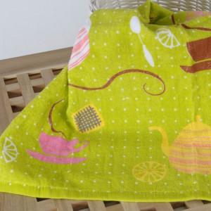 TEA F.Yesil (зеленое) Кухонное полотенце-набор 2шт