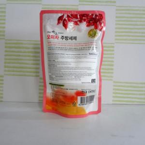 Жидкость для мытья посуды с лимонником китайским 0,5л (KDR-500SR) (запаска)