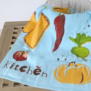 FRESH Aqua (голубой) Кухонное полотенце-набор 2шт.