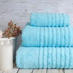 Wella Turkuaz (голубой) Полотенце банное