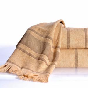 DURU Bej (бежевый) Полотенце пляжное