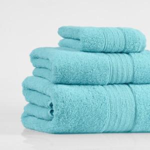 Shalla полотенца Turkuaz (голубой)