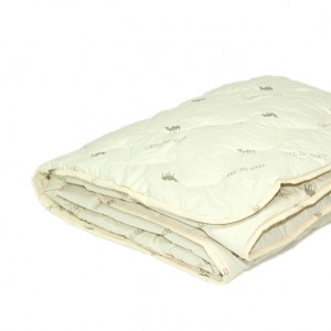 Одеяло Верблюжья шерсть ЛЮКС  облегченное