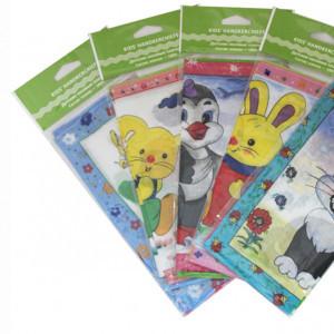 45014(3) Набор детских носовых платков (3шт)