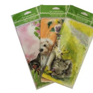 45453KC(3) Набор детских носовых платков (3шт)