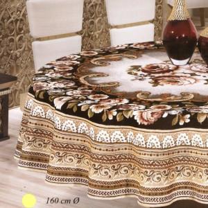 Скатерть для стола Гобелен круглая