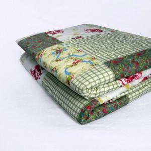Одеяло халлофайбер облегченное в Софткоттоне