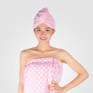 TB 149-2 Набор банный (розовый)