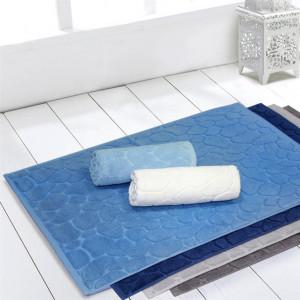 NOSTALGIA D.Grey (темно-серый) Коврик для ванной
