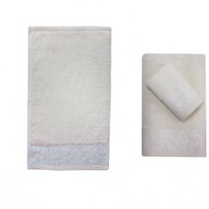 Халат PIKELI YAPRAK Cream (кремовый)