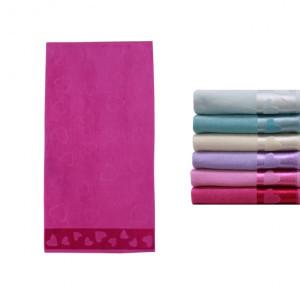 Полотенце банное MİMAREO Pink (розовый)
