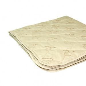 Одеяло Верблюжья шерсть Микрофибра облегченное