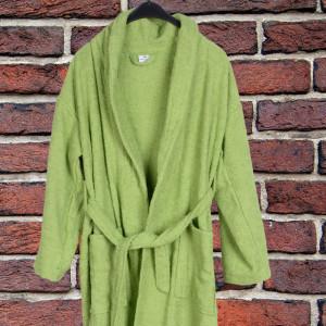 Халат зеленый