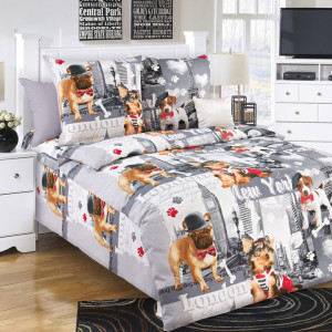 КПБ детский 1,5 спальный ДБ-69