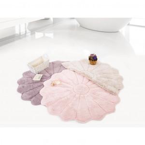 DAISY Purple (фиолетовый) Коврик для ванной