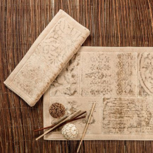 MAXSTILE KAPUCHINO (капучино) Набор ковриков для ванной комнаты