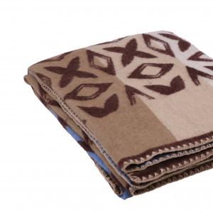 Одеяло Полушерстяное арт. 6-1  40% шерсть, 47%Пан, 13%хлопок
